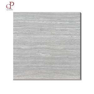 Moroccan Glazed Tile Discontinued Grey Shiny Porcelain Supermarket Floor Tiles
