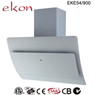 CE GS CB SAA Approved 900mm Super White Glass Best Prices Range Hood Italian