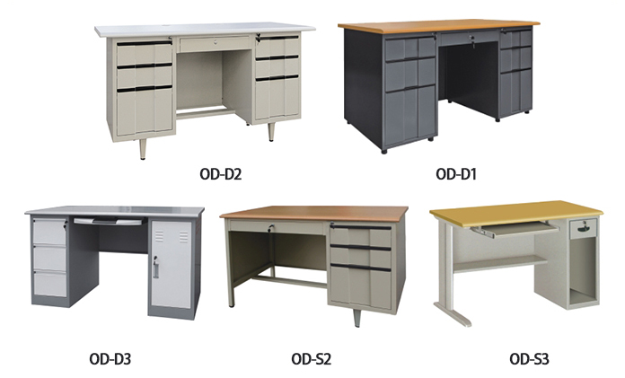 One Drawer Simple Design Stainless Steel Office Desk/home Used Steel  Computer Desk Table   Buy Steel Computer Desk Table,Steel Office  Desk,Stainless ...