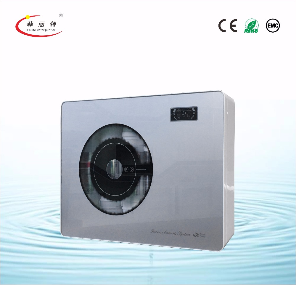 High Quality 10'' Korean Filter Wall-mounted Housing Ro Water Purifier