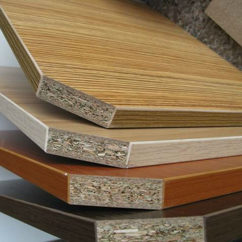 Mahogany Colour Melamine Faced Particle Board/chipboard - Buy ...