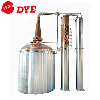 5000L wine masking machine for brany alcohol distillation tower