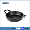 Mini Paella Pan for Tapas wok pan Cast Iron korea king wok