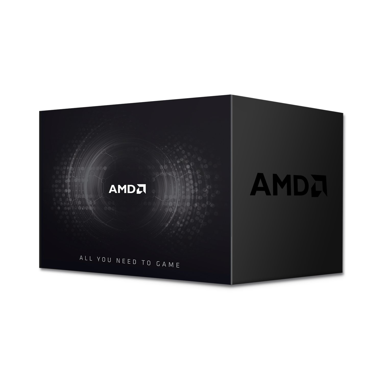 AMD Combat Crate Bundle with Ryzen 5 1600 CPU (1 Item), MSI Gaming AMD Radeon RX 580 graphics card (1 Item) & MSI B350 Tomahawk AM4 Motherboard (1 Item)