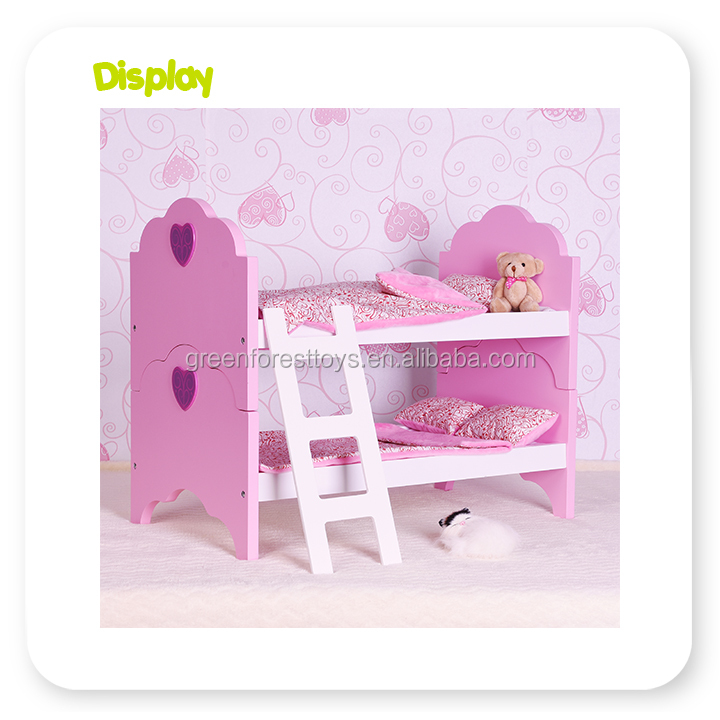 2019 New Wooden Doll Toys Doll Accessories Wholesale 18 Inch American Girl Doll Furniture Buy Wholesale 18 Doll Furniture 18 Doll