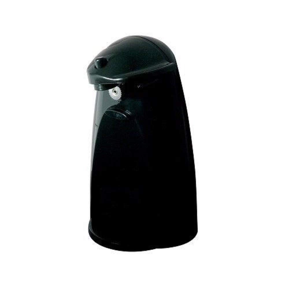 Black Electric Can Opener - Electric Can opener with Auto Shut-off