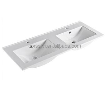 Exceptional Ceramic Washroom Basin Chaozhou Vanity Basin Bathroom Double Wash Basin