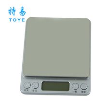 沈積土) 포켓 2 키로그램 0.1 그램 Digital Electronic Balance Weight Scale 홈 주방 Scale 새 Free Shipping