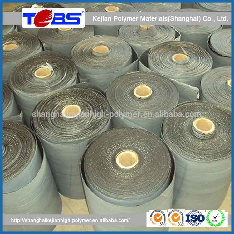 Self Adhesive Bitumen Waterproof Membrane Roofing , Peel And Stick Roof  Underlayment