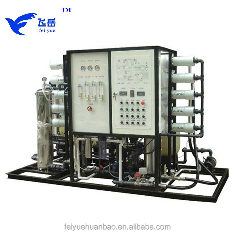 High Quality Seawater Desalination Equipment For Restaurant