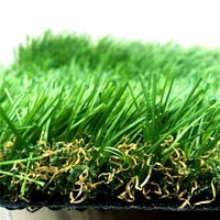 5/8 Gauge Synthetic Grass White Line Artificial Grass Turf - Buy ...