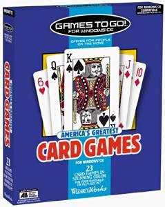 Americas Greatest Card Games Windows CE