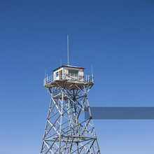 Prefabricated Watch Tower Steel Guard Towers