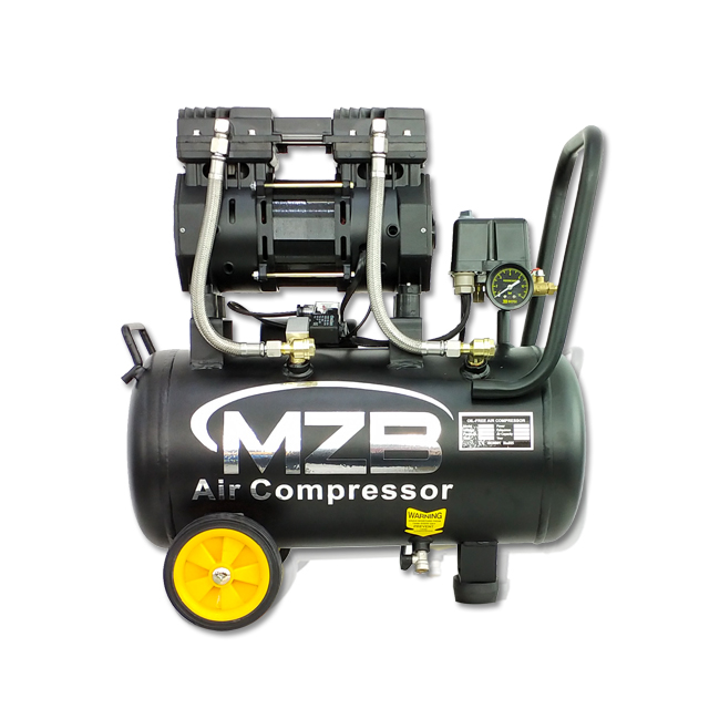 W-0.9/8 500L big  industry piston belt driven air compressor