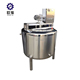 1000L milk heating cooling tank stainless steel tank in stock tank milk cooler/milk chilling vat