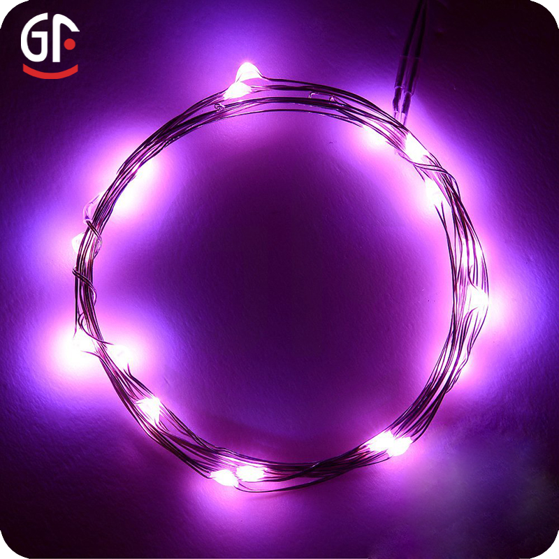 Outdoor Wall Mounted Decorative Led Wall Decoration String Light