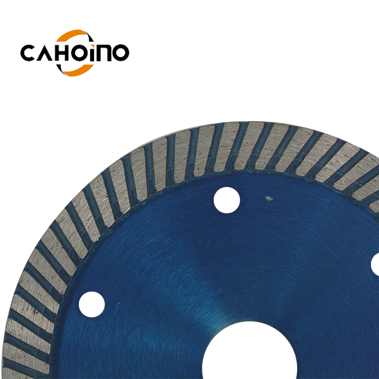 New Design 110 mm Turbo Cutting Disc Diamond Ripple Circular Saw Blades