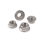 The factory produces high quality stainless steel lock nut