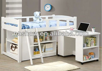 High Bed, Kids Play Bed