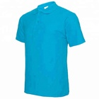 100% Cotton T Shirt Free Sample Unisex Walking Events Cool Mans Polyester Cotton Polo T Shirt