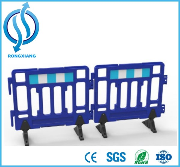 Plastic Roadway Safety Traffic Barrier Hot Sale Road Barricade