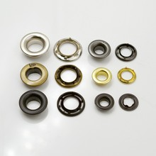 18mm brass garment eyelets lead free nickel free