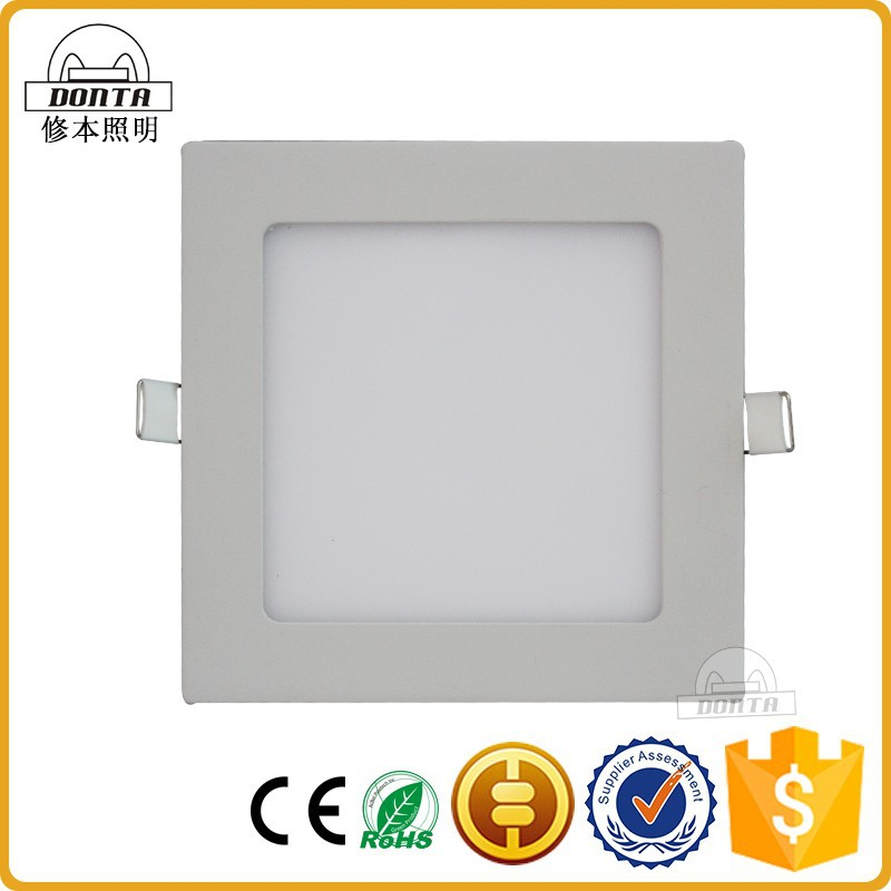hot sale ce rohs ultra thin hanging solar led light panel housing