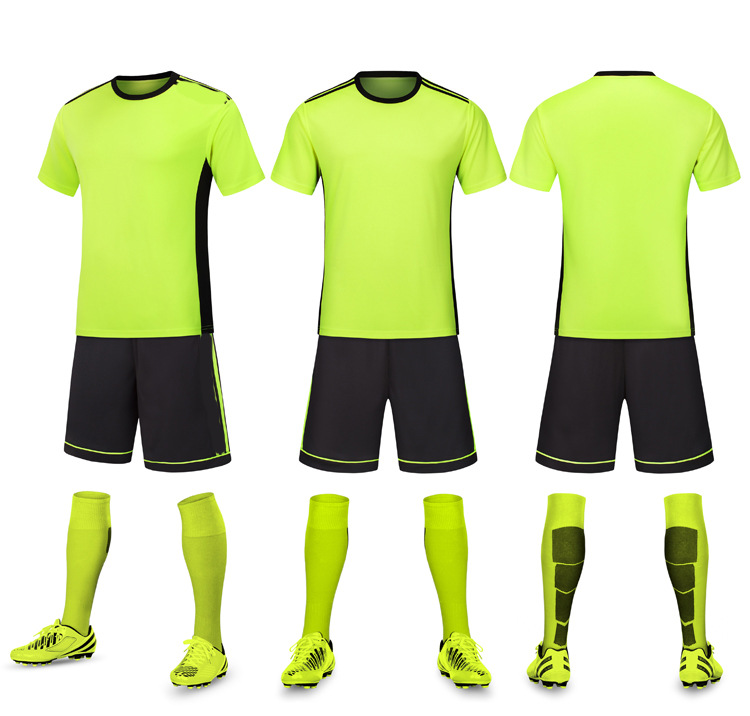 Top Selling Popular Soccer Uniform Hot Football Teams Kits For Wholesale With cheap price Soccer Jersey, Custom color