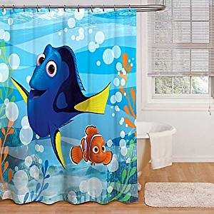 Get Quotations Finding Dory Adoryble Shower Curtain