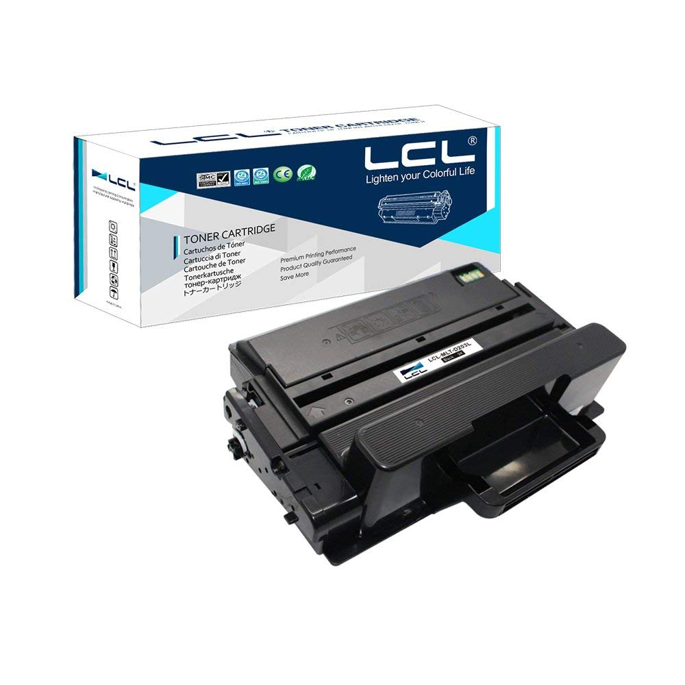 LCL Compatible Toner Cartridge Replacement for Samsung MLT-D203L MLT-D203S 5000 Page (1-Pack Black)