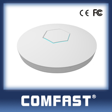 300Mbps 48V PoE Wireless AP ,indoor long range celling Wifi access point COMFAST CF-E325