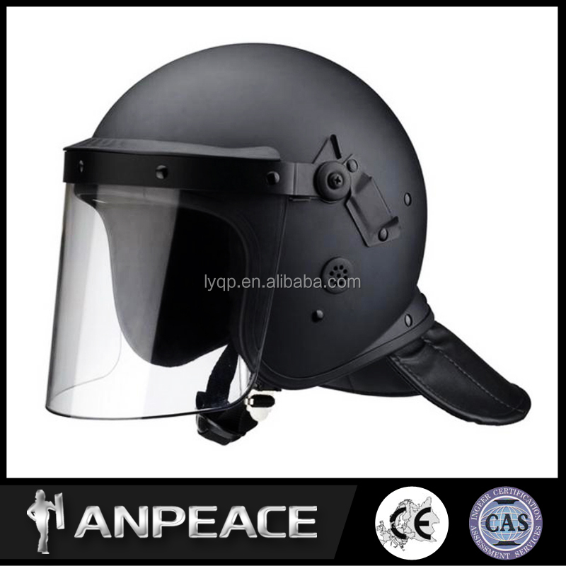 Hot sell 2015 new products FBK-L03 good riot control and goo reputation anti riot helmet