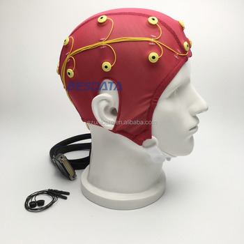 EEG equipment, EEG caps and EEG electrodes