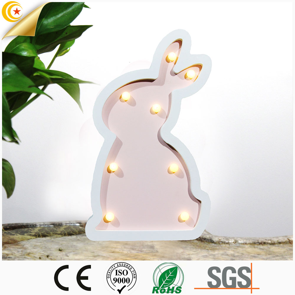 Hot sale laser cut wooden craft bedroom soft light night light wall plate