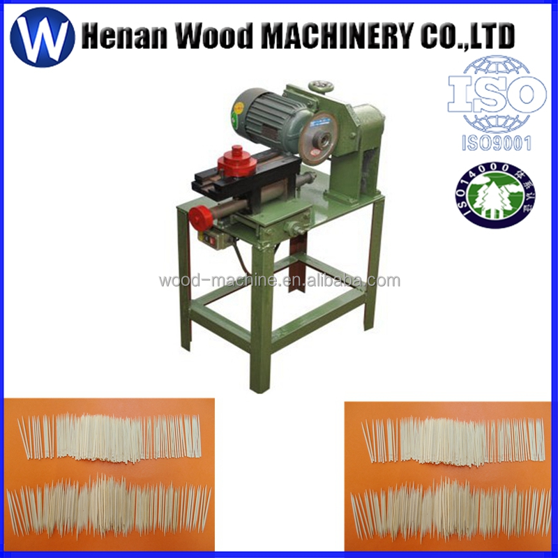 Wood Toothpick Making Machine for sale/Industrial Tooth picks Machine/WoodenToothpicks Product Line machine to make