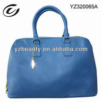 Fashion Style Women Handle Hand Made Pure Genuine Leather Lady Bags