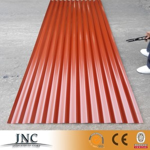 Cheap sheet metal roofing / galvanized steel sheet zinc coated gi prepainted corrugated roof sheet price per kg