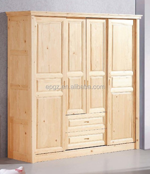 5e70f1343 Projetos do armário do molho do vestuário da madeira contínua dos preços da  mobília do quarto
