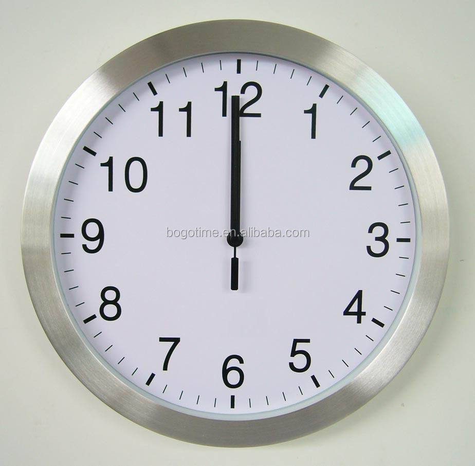 Metal wall clock metal wall clock suppliers and manufacturers at metal wall clock metal wall clock suppliers and manufacturers at alibaba amipublicfo Image collections