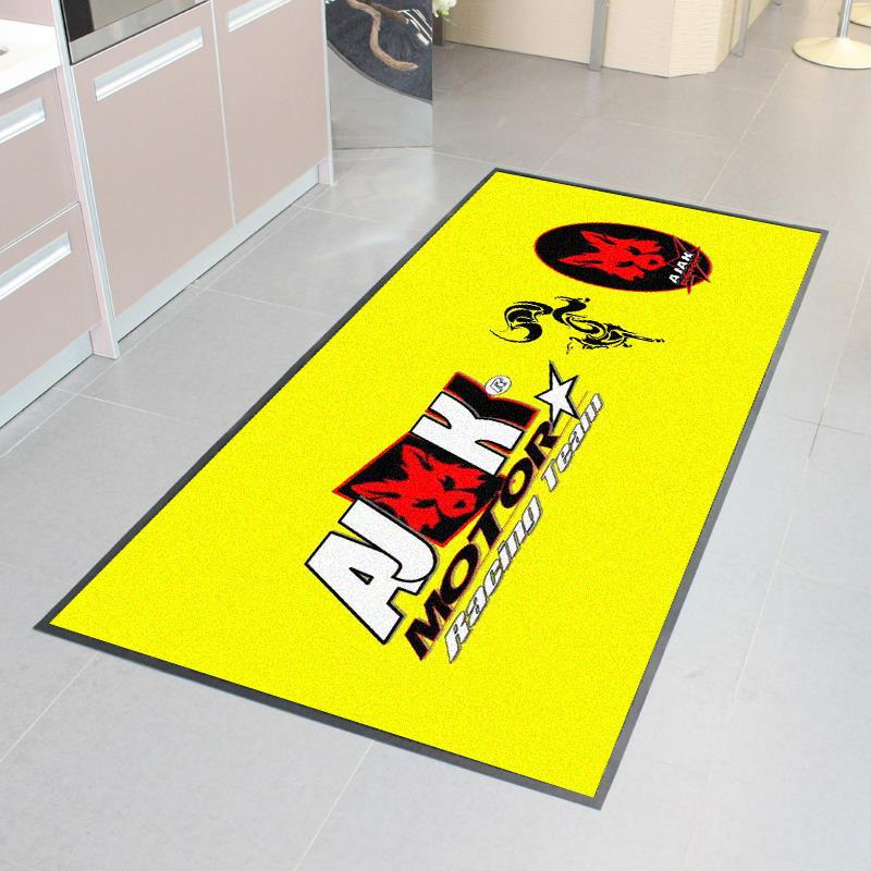 Colorful decorative car mats