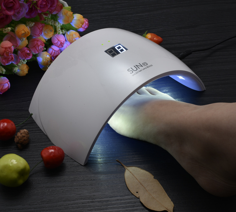 Factory Professional 36w led nail dryer, led uv nail lamp 36w nail dryer station