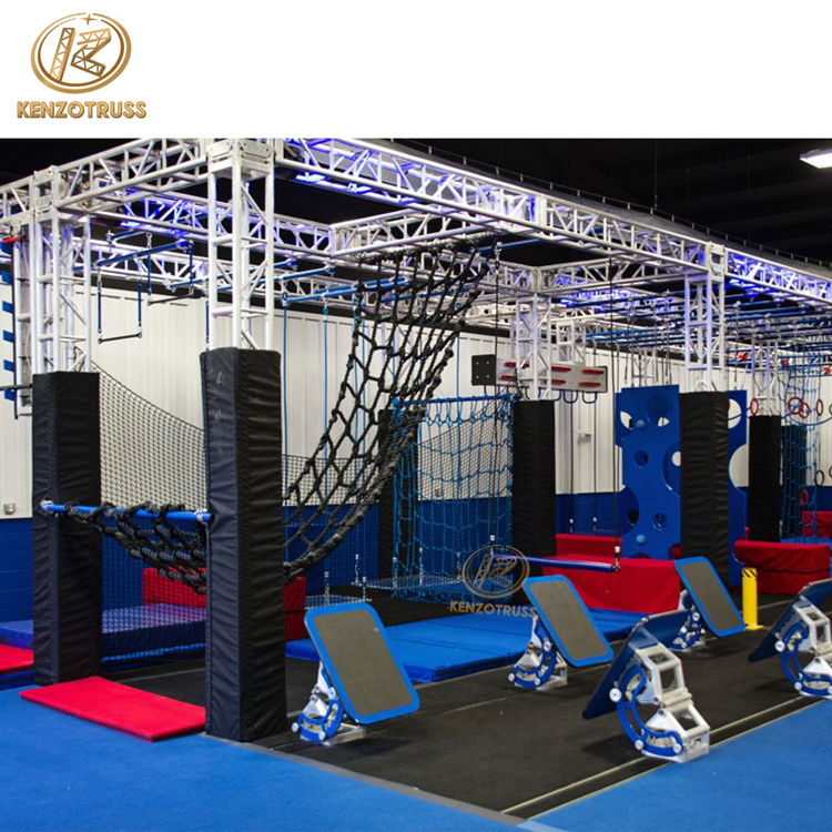 Indoor and Outdoor Playground Ninja Warrior Training <strong>Equipment</strong>