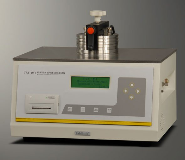 Electrolytic Detection Method Water Vapor Permeability Tester-(TSY-W3)