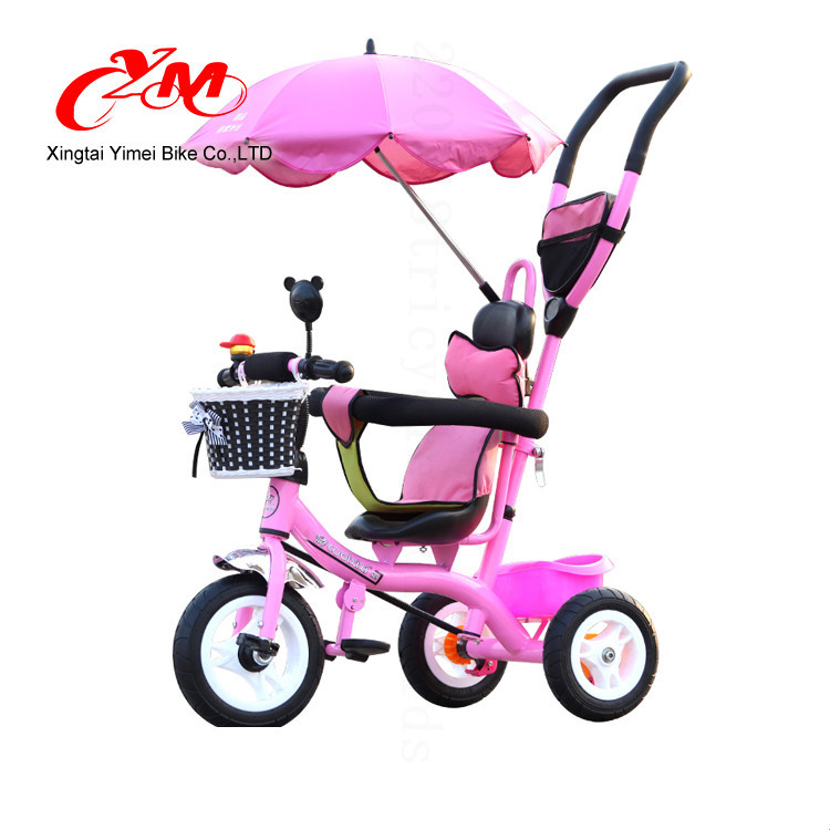Hot 2018 Christmas Present Baby Girl Tricycle Pink Girls