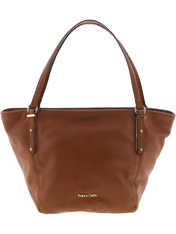 e9fe6a33dd Buy Franco Sarto Catherine Signature Tote Shoulder Bag Handbag Purse ...