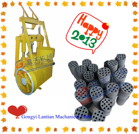 Energy conserving iron powder briquette machine//HOT!