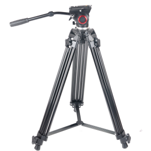 factory cheap 1.8m aluminum flexible light stand camera heavy duty tripod with 1/4 & 3/8 screws