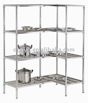 Stainless Steel Shelf Series Kitchen Equipment Storage Shelf Buy Stainless Steel Shelf 304 Sus Wire Shelf Kitchenroom Wire Shelf Product On