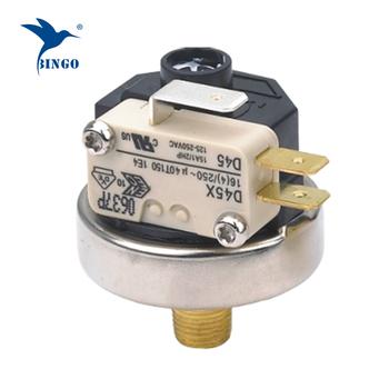 Pressure Switch For Boiler,Steam; Negative Pressure Switch - Buy ...