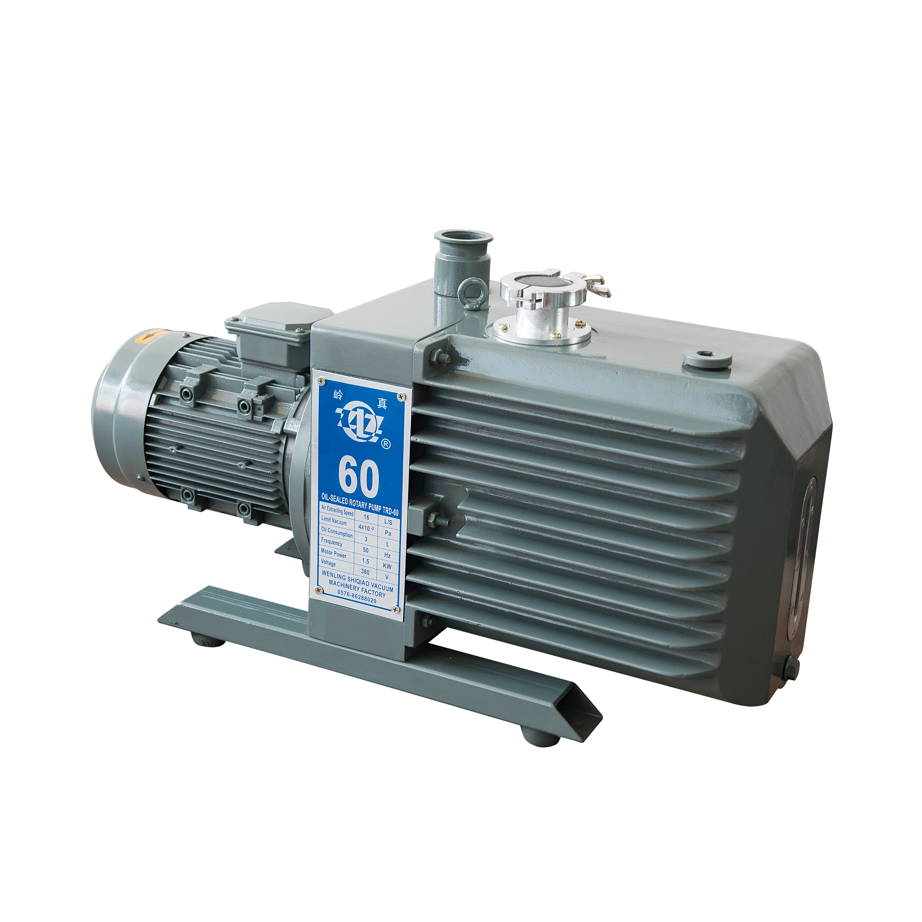 Small Electric Oil Vacuum Suction High Pressure Pump Lubrication System Rotary Brake Mini Air
